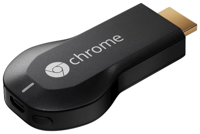 Google Chromecast 2013 - максимальное разрешение: 1080p