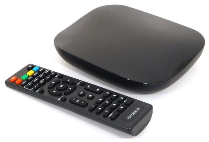 Rombica Smart Box Quad T2 - беспроводное подключение: Wi-Fi