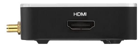 Ugoos X3 CUBE - разъемы: HDMI, USB 2.0Type A, USB 3.0Type A, Ethernet 10/100/1000, выход аудио стерео, выход аудио оптический, выход видео композитный, выход HDMI