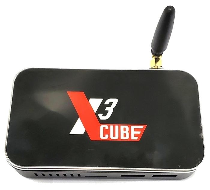 Ugoos X3 CUBE - пульт ДУ: в комплекте