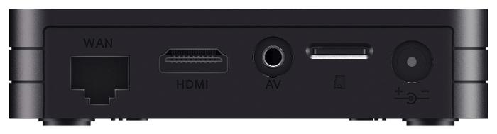 ZTE ZXV10 B866 - встроенная память: 8ГБ