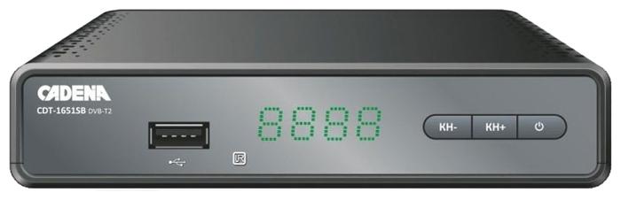 Cadena CDT-1651SB - выход HDMI