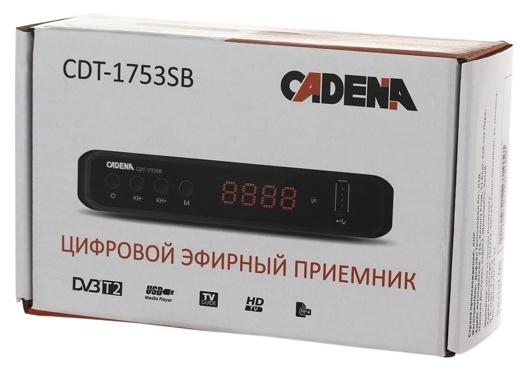 Cadena CDT-1753SB - выход HDMI
