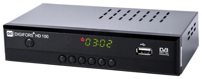 Digifors HD 100 Premium - DVB-T, DVB-T2