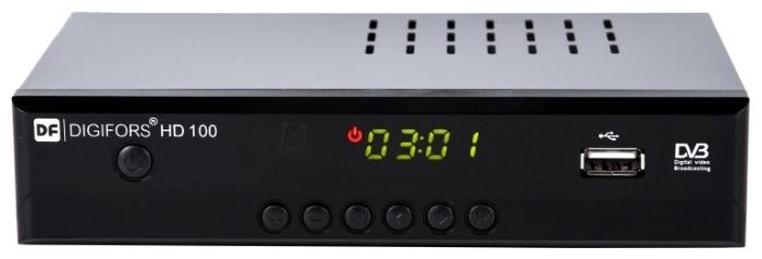 Digifors HD 100 Premium - выход HDMI