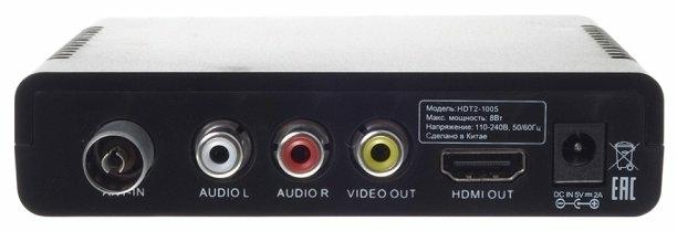 HARPER HDT2-1005 - поддержка режима 1080p