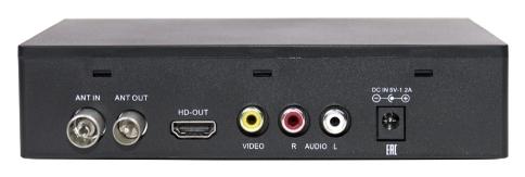 HARPER HDT2-2015 - выход HDMI