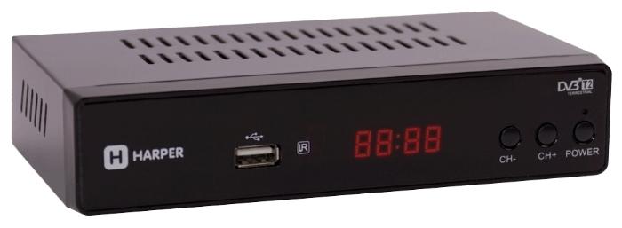 HARPER HDT2-5050 - DVB-T, DVB-T2