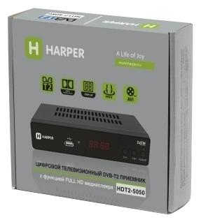 HARPER HDT2-5050 - пульт ДУ