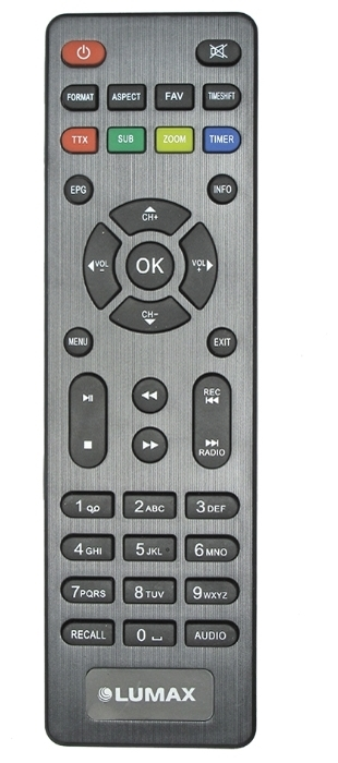 LUMAX DV-2120HD - выход HDMI