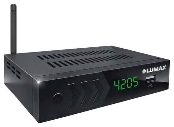 LUMAX DV-4205HD - DVB-C, DVB-T, DVB-T2