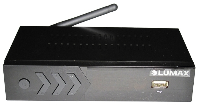 LUMAX DV-4205HD - воспроизведение файлов