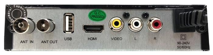 Selenga HD950D - воспроизведение файлов