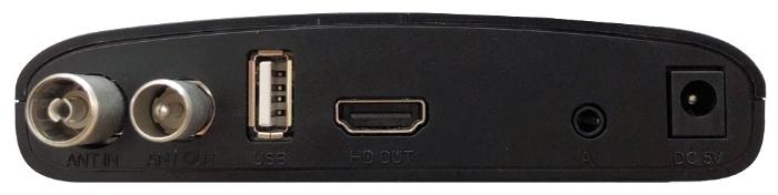 Selenga T81D (2xUSB, Ant in, Ant out, HDMI, AV out jack) - поддержка режима 1080p