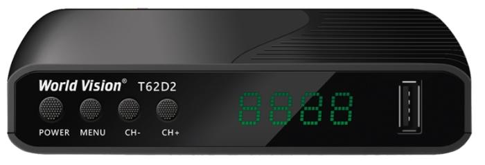 World Vision T62D2 - поддержка режима 1080p