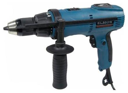 Elmos ESR913C, 910 Вт - макс. диаметр сверления (дерево): 40мм