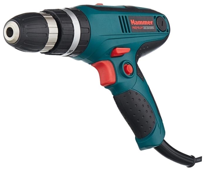 Hammer DRL320 PREMIUM, 320 Вт - максимальный крутящий момент: 35Н·м