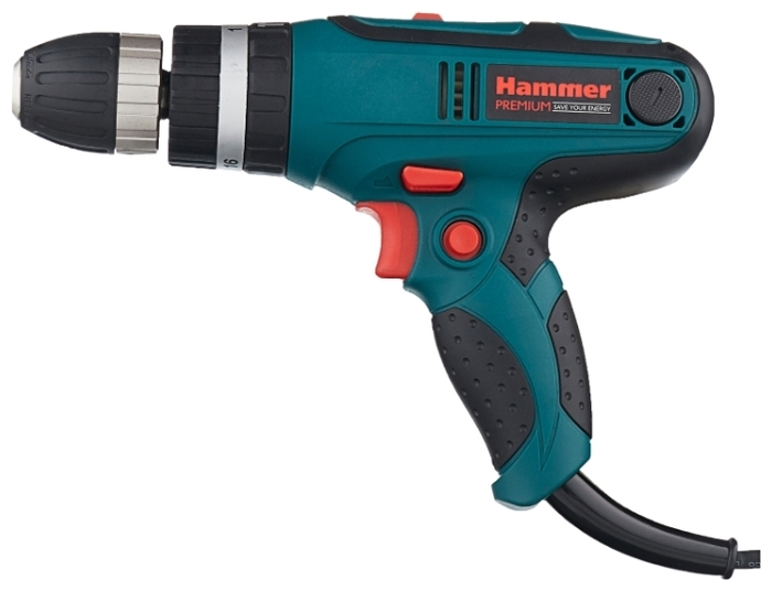 Hammer DRL320 PREMIUM, 320 Вт - макс. диаметр сверления (дерево): 18мм