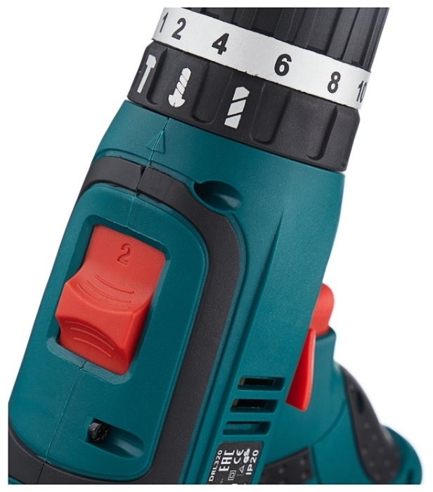 Hammer DRL320 PREMIUM, 320 Вт - тип патрона: быстрозажимной