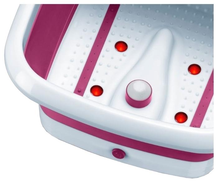 Beurer FB30 - особенности конструкции: защитная крышка