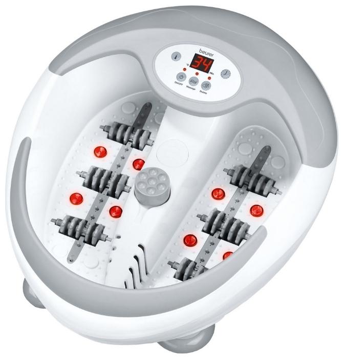 Beurer FB50 - вид массажа: пузырьковый, вибрационный