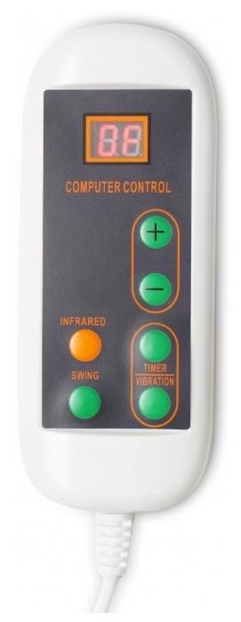 Belberg SM-01 - количество уровней интенсивности: 10