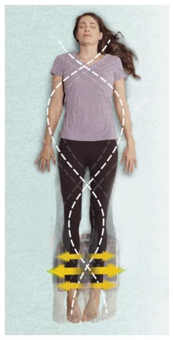 GESS Healthy Spine - особенности конструкции: беспроводная