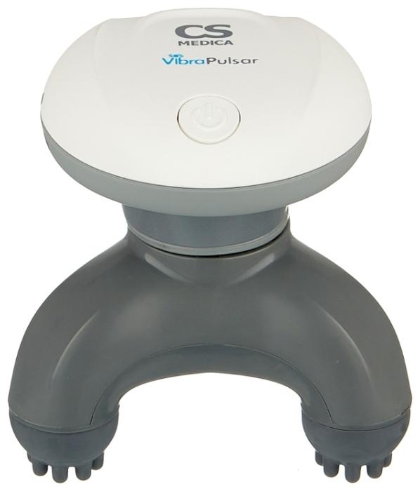 CS Medica CS-v3 Mini - зона массажа: голова, бедра, плечи, спина, руки, голени, стопы, ягодицы