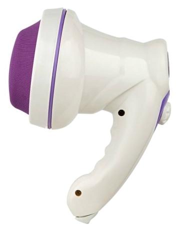 Gezatone AMG 114 - зона массажа: поясница, бедра, руки, голени, шея, талия