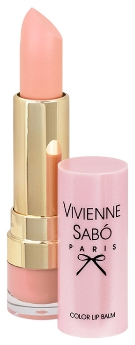 Vivienne Sabo помада-бальзам Baume a levres Color lip balm - финиш: влажный