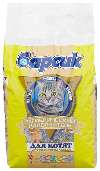 Барсик для котят, 4.54 л - минеральный
