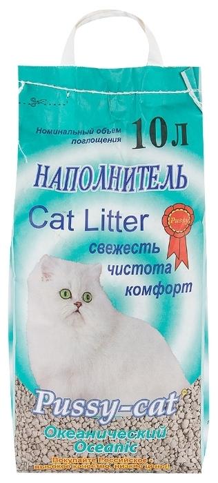 Pussy-Cat Океанический, 10 л - минеральный