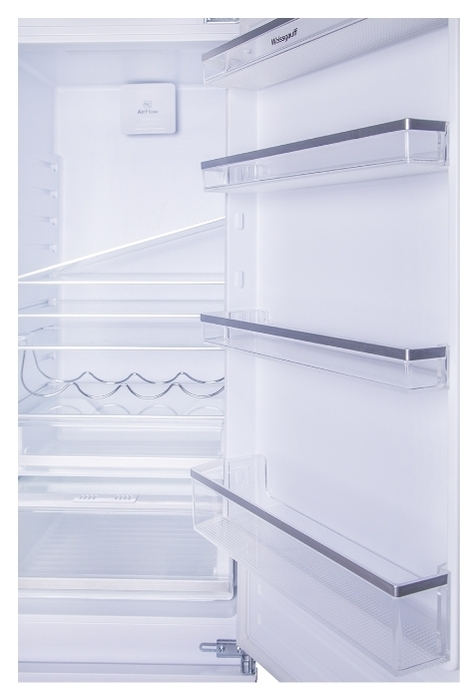Weissgauff WRKI 195 WNF - объем морозильной камеры 58л