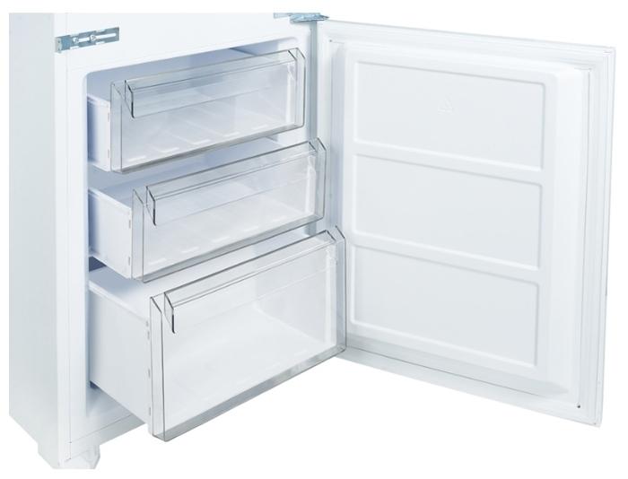 Weissgauff WRKI 2801 MD - объем холодильной камеры 184л
