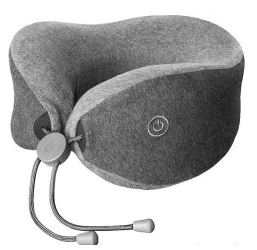 Xiaomi LeFan Comfort-U Pillow Massager LRS100 26.5x24x10 см - вид массажа: вибрационный