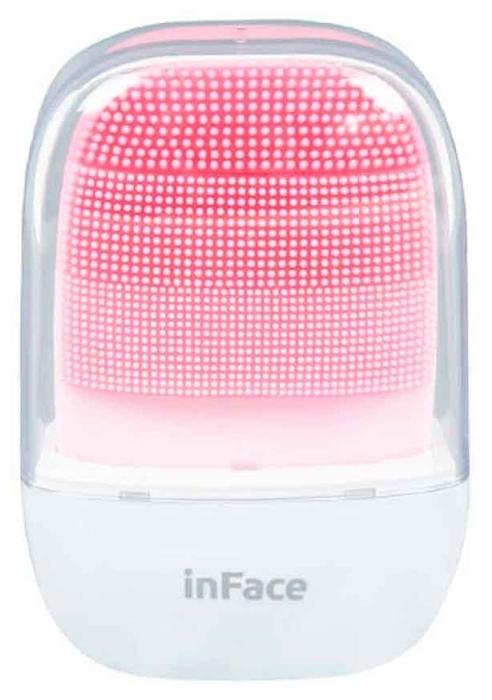 Xiaomi Inface Щетка Sonic Clean, розовая - тип кожи: жирная