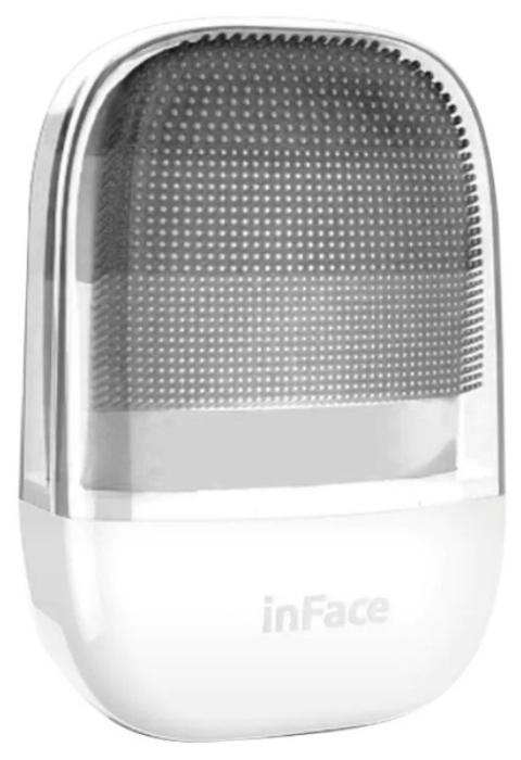 Xiaomi Щетка Inface Sonic Clean, серая - водонепроницаемый корпус