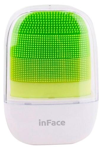 Xiaomi Щетка Inface Sonic Clean, зеленый - тип кожи: жирная