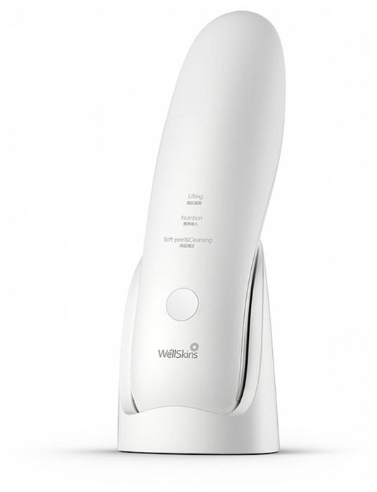 Xiaomi WellSkins Ultrasonic Cleansing Beauty - назначение: очищение, пилинг, массаж