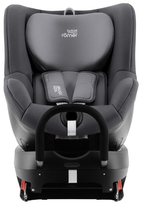 BRITAX ROMER Dualfix 2 R 0/1 (до 18 кг) - установка вперед лицом или спиной