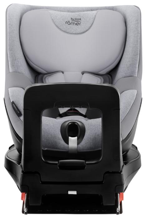 BRITAX ROMER Dualfix M i-Size 0/1 (до 18 кг) - установка вперед лицом или спиной