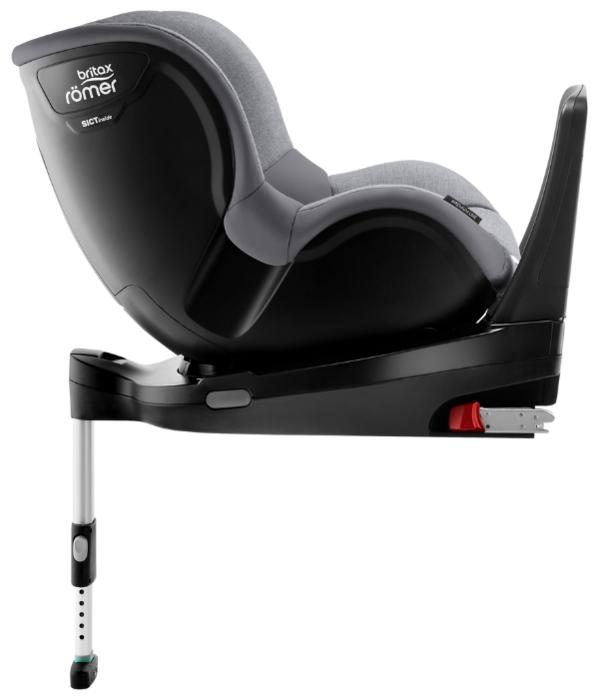 BRITAX ROMER Dualfix M i-Size 0/1 (до 18 кг) - комплектация: анатомическая подушка, мягкие накладки на внутренние ремни
