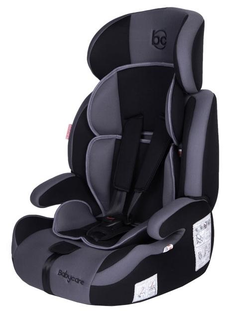 Baby Care Legion 1/2/3 (9-36 кг) - крепление: автомобильные ремни