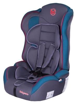 Baby Care Upiter Plus 1/2/3 (9-36 кг) - крепление: автомобильные ремни