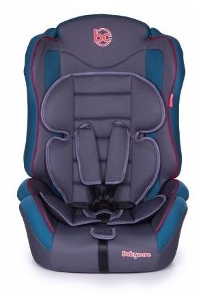 Baby Care Upiter Plus 1/2/3 (9-36 кг) - установка лицом вперед