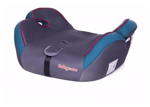 Baby Care Upiter Plus 1/2/3 (9-36 кг) - особенности установки: фиксатор натяжения штатного ремня