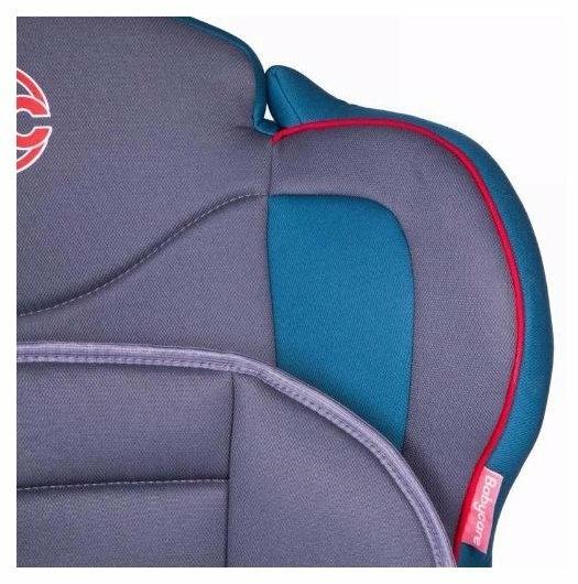Baby Care Upiter Plus 1/2/3 (9-36 кг) - комплектация: анатомическая подушка, мягкие накладки на внутренние ремни