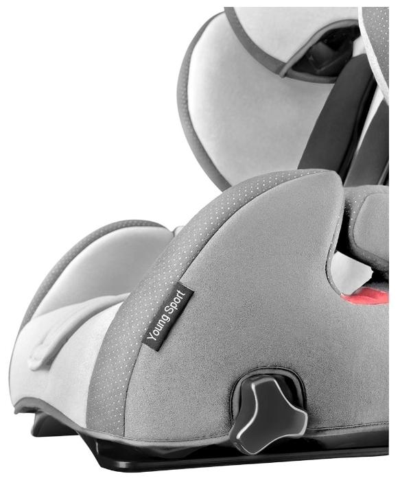 Recaro Young Sport Hero 1/2/3 (9-36 кг) - 47x57x70см