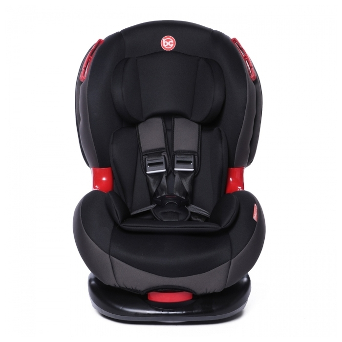 Baby Care BC-120 Isofix 1/2 (9-25 кг) - установка лицом вперед