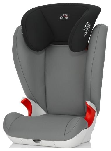 BRITAX ROMER Kid II 2/3 (15-36 кг) - оценка краш-теста: 4 (хорошо)